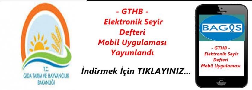 Elektronik Seyir Defteri Mobil Uygulaması Yayımlandı.