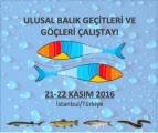 Balık Geçitleri ve Göçleri Çalıştayı
